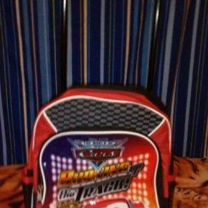 Roller backpack
